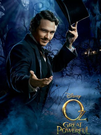james_franco_oz_poster